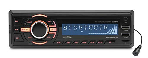 Caliber RMD046BT-2 Auto Radio mit USB,SD,Bluetooth 4x75W von Caliber