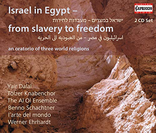 Israel in Egypt - From Slavery to Freedom von Capriccio
