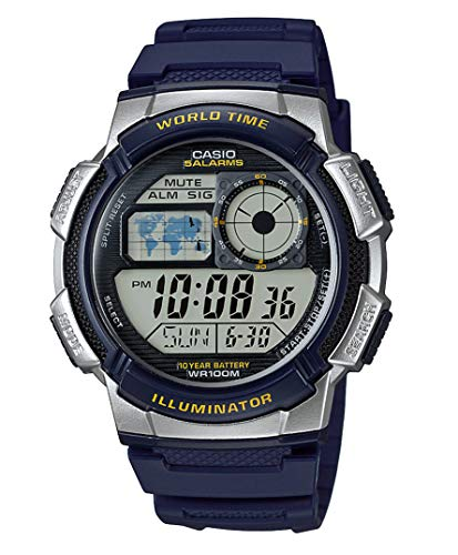 Casio Collection Herren Armbanduhr AE-1000W-2AVEF von Casio