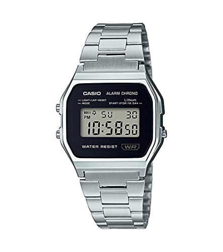 Casio Herren-Armbanduhr Collection A158WEA-1EF von Casio