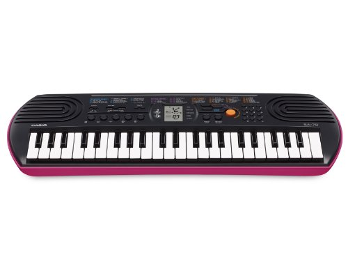 Casio SA-78 Mini-Keyboard 44 Tasten von Casio