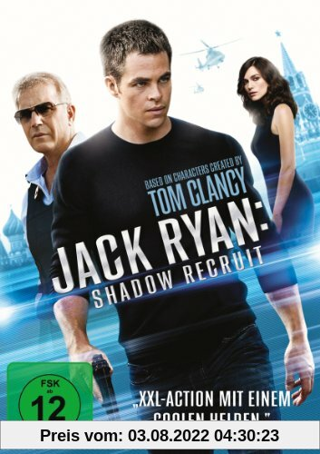 Jack Ryan: Shadow Recruit von Chris Pine