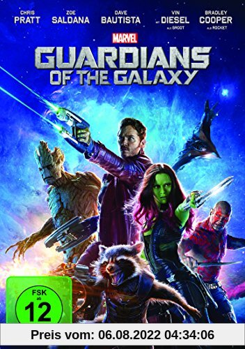 Guardians of the Galaxy von Chris Pratt