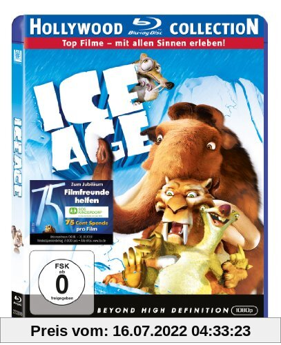 Ice Age [Blu-ray] von Chris Wedge