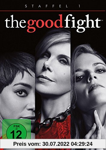 The Good Fight - Staffel eins [3 DVDs] von Christine Baranski
