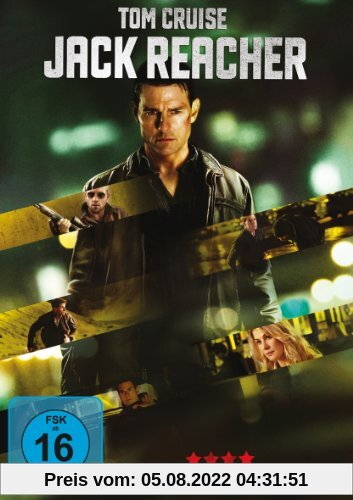 Jack Reacher von Christopher McQuarrie