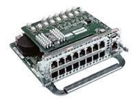 Cisco NM-16ESW-PWR-1GIG Ethernet Switch (16 Anschlüsse, verwaltet, Plugin-Modul) von Cisco Systems