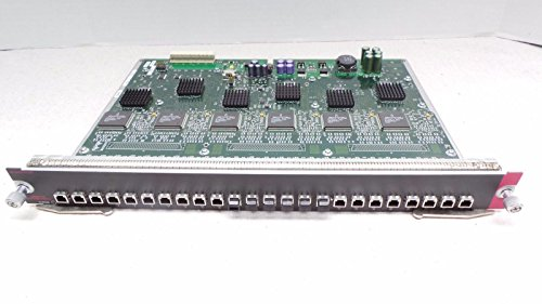 Cisco Systems Catalyst 4500 Fast Ethernet Switching Module Switchmodul Fast 24 x MTRJ 100 BFX MMF 2 km (Ersatzteil) von Cisco Systems