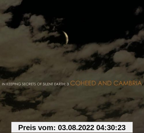 In Keeping Secrets Of Silent Earth 3 von Coheed and Cambria