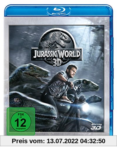 Jurassic World 3D (+ Blu-ray) [Blu-ray 3D] von Colin Trevorrow