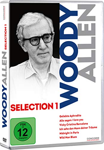 Woody Allen Selection 1 [6 DVDs] von Concorde Video