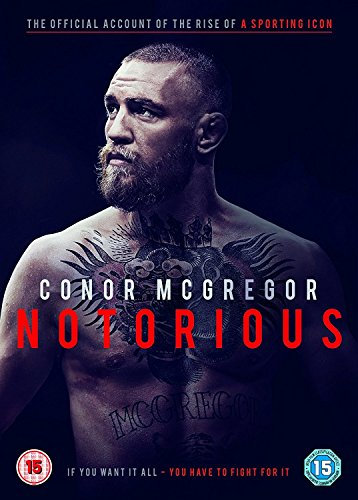 Conor McGregor - Notorious (Official Film) [DVD] [2017] [2016] UK-Import
