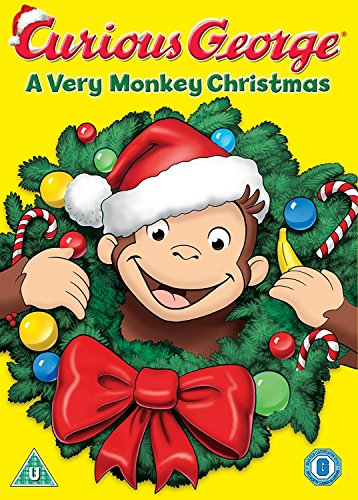 Curious George - A Very Monkey Christmas - Curious George - A Very Monkey Christmas (1 DVD)