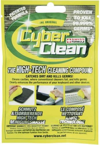 CyberClean Home & Office 46197 Reinigungsknete 80g von CyberClean