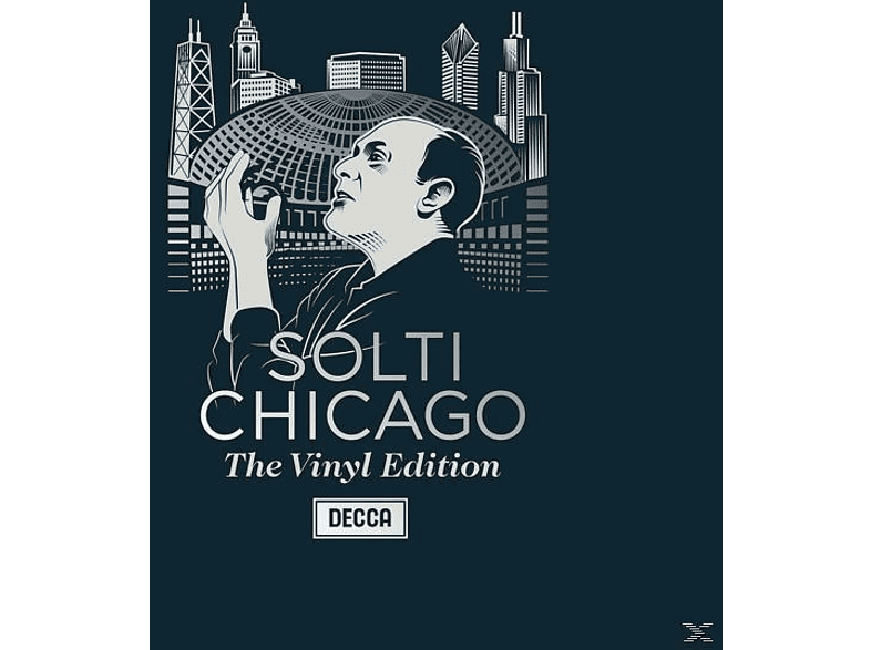 Chicago Symphony Orchestra - Solti Chicago The Vinyl Edition [Vinyl] von DECCA