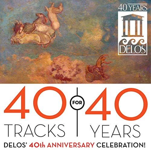 40 Tracks for 40 Years von DELOS