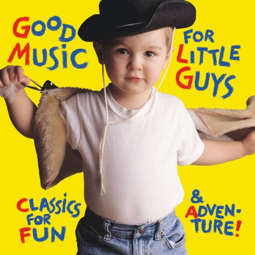 Good Music for Little Guys von DELOS