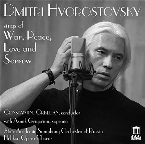 Hvorostovsky sings of War, Peace, Love and Sorrow von DELOS