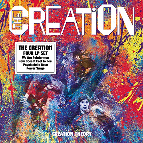 Creation Theory [Vinyl LP] von DEMON RECORDS