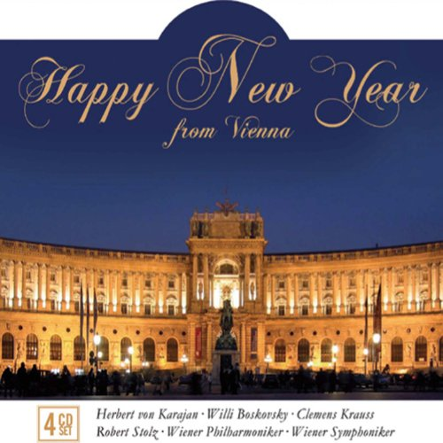 Happy New Year from Vienna von DOCUMENTS