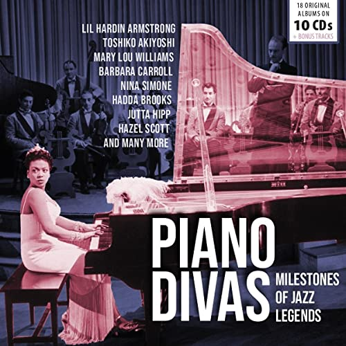 Jazz Piano Divas von DOCUMENTS