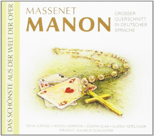 Massenet:Manon von DOCUMENTS