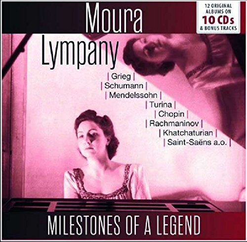 Milestones of a Legend - Moura Lympany von DOCUMENTS