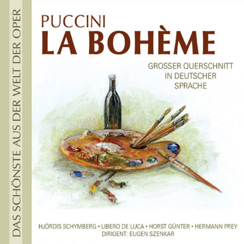 Puccini:la Boheme von DOCUMENTS