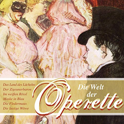 The World of Operette-Best Lieder von DOCUMENTS