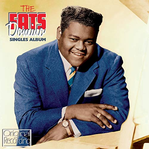 Fats Domino Singles Album,The von DOMINO,FATS