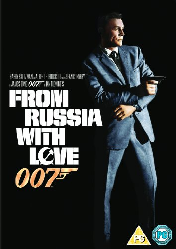 From Russia With Love DVD [UK Import] von Walt Disney Studios HE