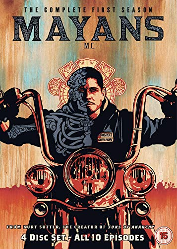 Mayans M.C. Season 1 DVD [UK Import] von Walt Disney Studios HE
