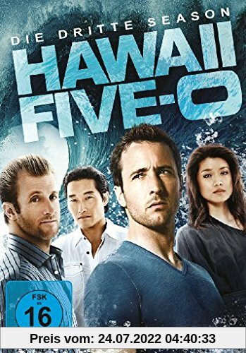 Hawaii Five-0 - Season 3 [7 DVDs] von Daniel Dae Kim