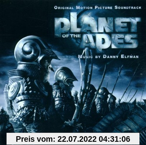 Planet der Affen (Planet Of The Apes) von Danny Elfman