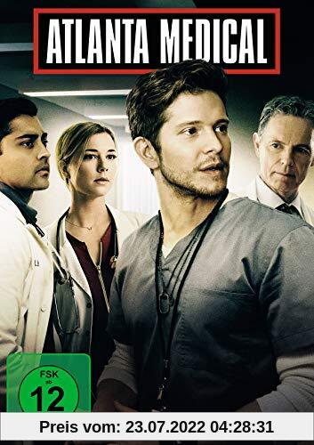 Atlanta Medical S1 [4 DVDs] von Dave Rodriguez