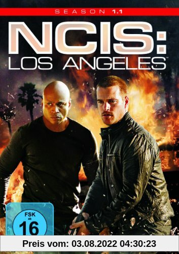 NCIS: Los Angeles - Season 1.1 [3 DVDs] von David Barrett