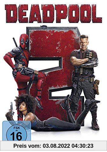 Deadpool 2 [DVD] von David Leitch