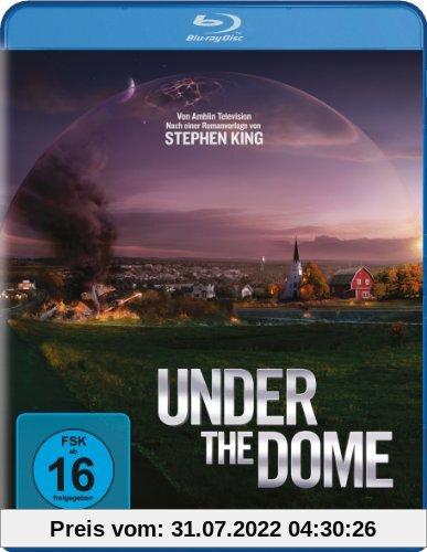 Under The Dome - Season 1 [Blu-ray] von Dean Norris