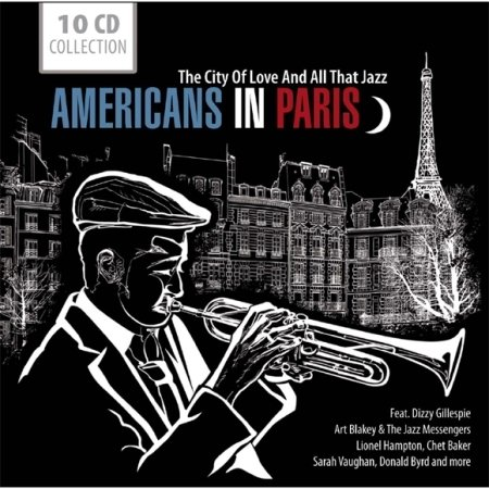 Americans In Paris [10CD Box Set] von Documents
