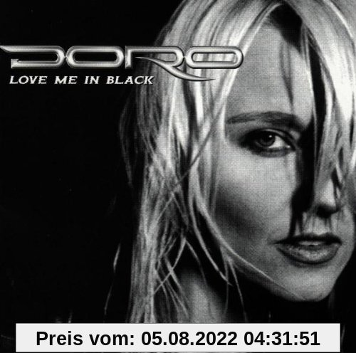 Love Me in Black von Doro