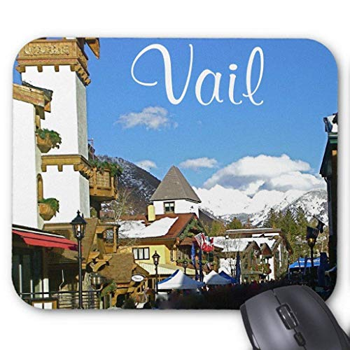"Drempad Gaming Mauspads Custom, Colorado Skiing Mouse Pad 11.8""*9.8"" von Drempad"
