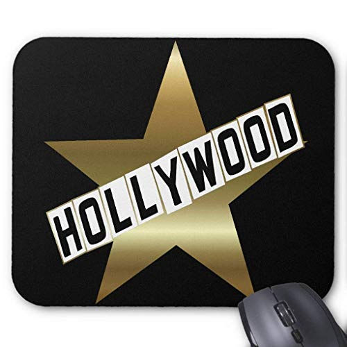 "Drempad Gaming Mauspads Custom, Hollywood Walk of Fame Mouse Pad 11.8""*9.8"" von Drempad"