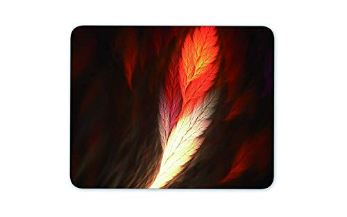 Drempad Gaming Mauspads Custom, Lights Feathers Mousepad Mouse Pad Great Gift Idea von Drempad