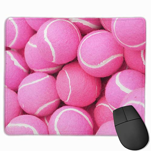 "Drempad Gaming Mauspads Custom, Mouse Pad Combination Pink Tennis Rectangle Non-Slip 11.8""*9.8"" Inches Personalized Designs Gaming Rubber Mousepad Stitched Edges Mouse Mat von Drempad"
