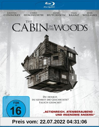 The Cabin in the Woods [Blu-ray] von Drew Goddard