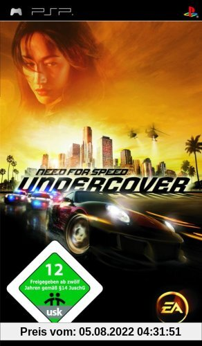 Need for Speed: Undercover von EA