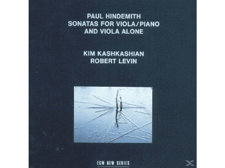 Robert Levin, Kim Kashkashian - Sonatas For Viola And Piano Solo [Vinyl] von ECM NEW SE
