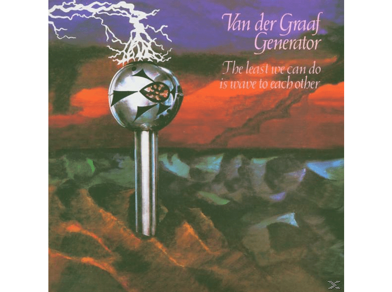 THE LEAST WE CAN DO IS WAVE TO EACH OTHER Van Der Graaf Generator auf CD online von EMI/MSH1636
