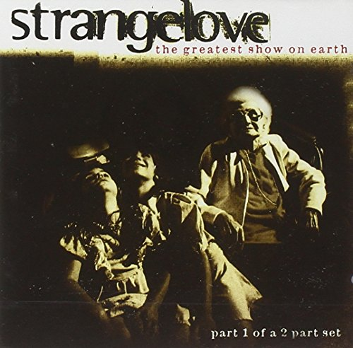 Strangelove The Greatest Show On Earth 1997 UK CD single CDFOODS97 von EMI