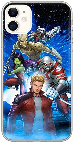 Original Marvel Handyhülle Guardians of Galaxy 011 iPhone 11 Phone Case Cover von ERT GROUP